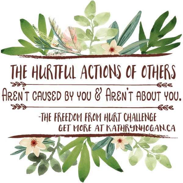 Get Free From Hurt Challenge